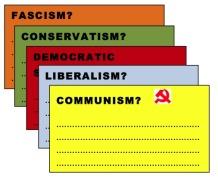 Politics graphics