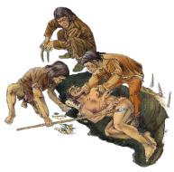 prehistoric grave