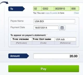 Pay sub